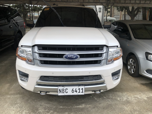 2017 Ford Expedition 4x4 3.5